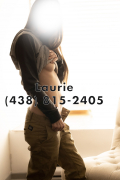 Escort in Montreal: Laurie petite shape $250